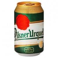 Pilsner Urquell pivo 12° 0,33L plech (Plzen lon)