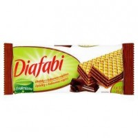 Diafabi oplatky kakao 35g