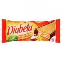 Diabeta oplatky polomáčené smetana a vanilka 32...